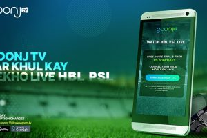 Telenor Pakistan brings HBL PSL to your fingertips with Goonj TV