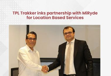 TPL Trakker inks partnership with MiRyde for Location Based Services