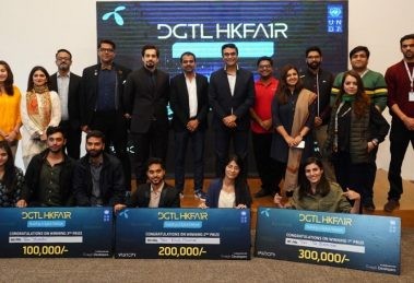 Telenor Velocity, Google and UNDP come together to enable app developers at 'Digital Hackfair'