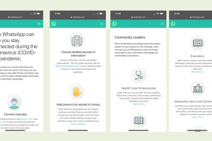 WhatsApp launches Coronavirus Information Hub to support health initiatives