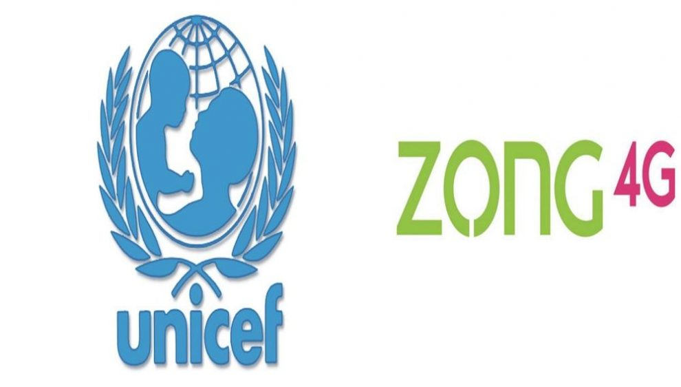 Zong 4G and UNICEF Pakistan Partner to Create Awareness around COVID-19