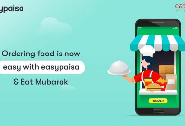 Easypaisa Makes Ordering Food Convenient with Eat Mubarak
