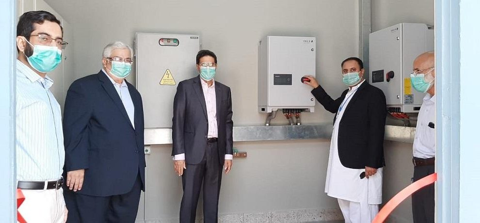 SICPA Pakistan Reduces Its Carbon Footprint with Solar Installation