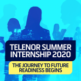Telenor Pakistan launches industry first Virtual Summer Internship Program 2020