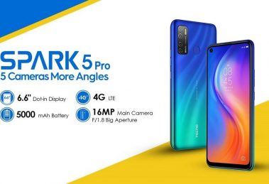 Rollick on #GiveMe5WithSpark5 Jingles on TikTok to Win TECNO Spark 5 Pro