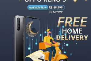OPPO gives you the chance to win another one absolutely free this Eid