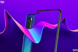 TECNO #GiveMe5WithSpark5 Breaks all Records on TikTok