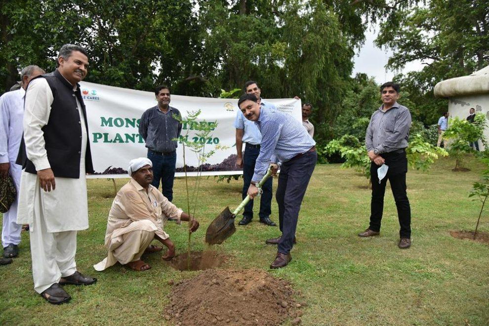 Nestlé Pakistan initiates monsoon tree plantation drive with Parks & Horticulture Authority