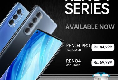 OPPO Reno4 Series Available Now in Pakistan Allowing Users to Sense the Infinite You