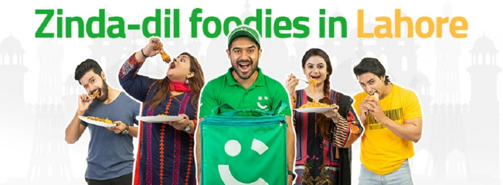 Careem Super App launches its food delivery service in Lahore