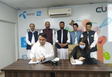 Telenor Pakistan Collaborates with Directorate of Science & Technology, KPK to Digitally Empower 500 Female Entrepreneurs