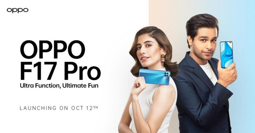 Powerhouse duo – Syra Yousuf and Asim Azhar revealed as OPPO F17 Pro's product ambassadors