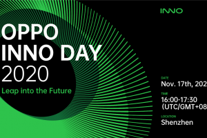 OPPO will host OPPO INNO DAY 2020 on November 17, unveiling three innovative concept products