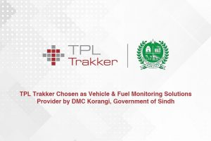 TPL Trakker Chosen as Vehicle & Fuel Monitoring Solutions Provider by DMC Korangi, Government of Sindh