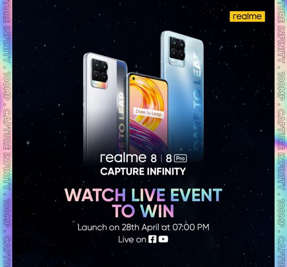 realme 8 Series Wins Accolades at the Influencer Roundtable