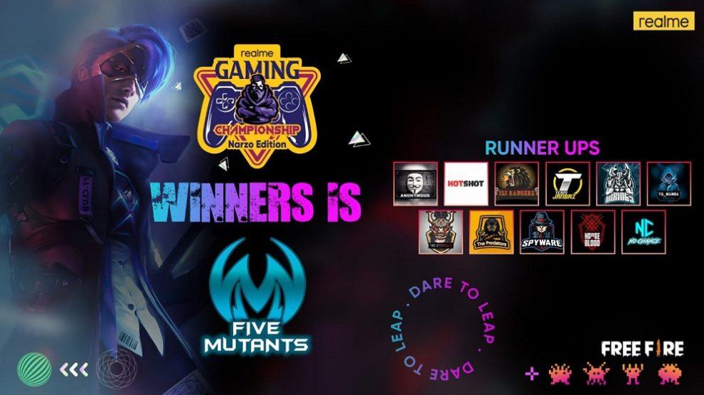realme Gaming Championship