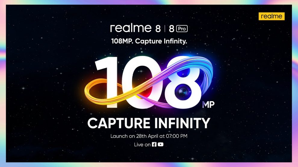 What to Expect at the Launch of realme 8 Series?