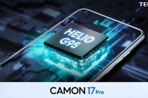 TECNO's Selfie-Portrait Master Camon 17 Pro is out now with a 48MP Selfie Camera